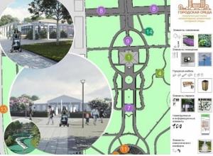 Сквер в посёлке Артем победил в рейтинговом голосовании и будет благоустроен в Шахтах первым