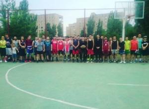 Команда «Старко» победила в турнире по уличному баскетболу в Шахтах