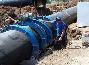 На ремонт водовода от Шахт до Новошахтинска выделят около 65 млн рублей