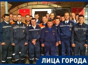 За год шахтинские спасатели спасли около 300 человек