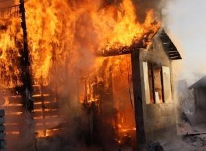 На собственной кухне сгорела 77-летняя шахтинка