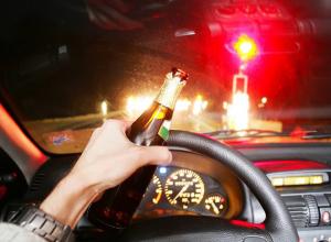 Пять пьяных водителей пойманы в Шахтах за четыре дня 2018 года