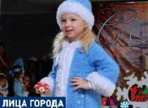 «Мисс Снегурочкой-2018» стала четырехлетняя шахтинка