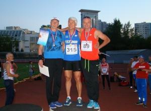 Константин Осадченко стал «бронзовым» призером чемпионата России