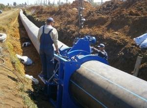 Произошла авария на новом метровом водоводе под Шахтами