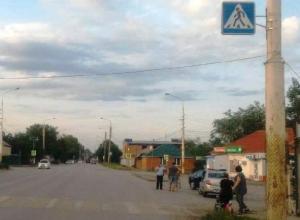 Двух детей сбили в один день в переулке  Шишкина в Шахтах