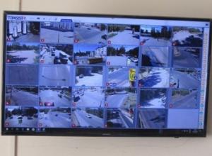 За дорогами города Шахты следят 29 камер видеонаблюдения системы «Безопасный город»