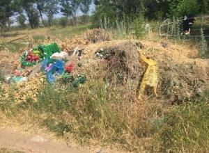 «За кучами могил не видно уже!» - возмущены шахтинцы состоянием кладбища
