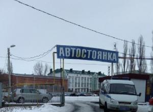 Пассажирская «Газель» снесла провод под напряжением, ведущий к стройке в Александровском парке в Шахтах