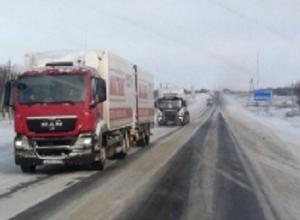 Шахтинцам сообщают о плохих дорожных условиях