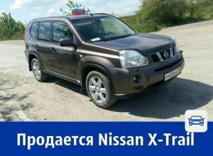 Продаётся Nissan X-Trail в хорошем состоянии