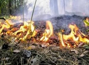 В Шахтах объявлен чрезвычайный уровень пожароопасности