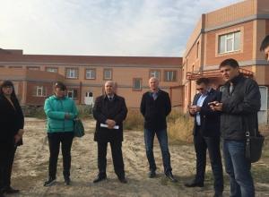 Обнаружили похищение строительных материалов в детском саду в посёлке ХБК