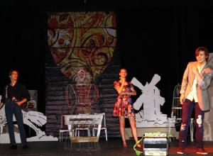 В Шахтах ребят из группы риска пригласили в театр