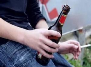 О незаконной продаже алкоголя и сигарет просят сообщать жителей Шахт