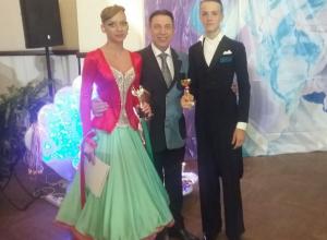 Лучшими «жемчужинами» Российского танцевального конкурса стали стазу три пары из Шахт