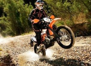 Соревнования по мотоциклетному кроссу пройдут в Шахтах