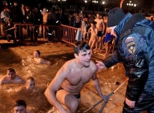 Крещенские купания в Шахтах пройдут на «20 лет РККА»
