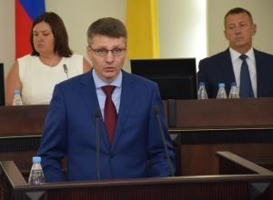 Андрей Ковалев стал новым главой администрации города Шахты