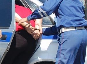 Сбивший ребенка на пешеходном переходе в Шахтах водитель, задержан
