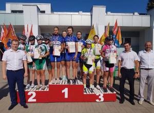 Шахтинка Алина Мелихова взяла «бронзу» на первенстве России по велогонкам в Шахтах