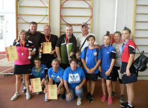 Спортсмены из Шахт стала «серебряными» призерами кубка «Шахтер России»