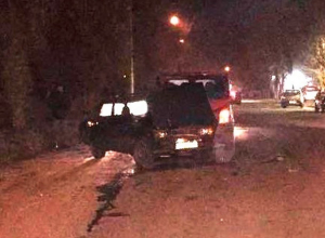 Спровоцировав массовое ДТП в Шахтах, водитель попытался сбежать