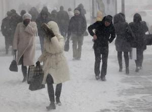 Пик холодов в Шахтах придется на последние дни февраля