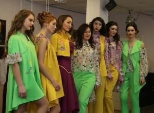 Победителями «Формула моды» стали студенты шахтинского техникума «Дон-Текс»