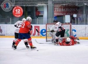 Шахтинский «Снейк» стал победителем отборочного этапа фестиваля Ночной хоккейной лиги