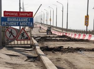 Ограничено движение по дороге город Шахты – хутор Керчик-Савров