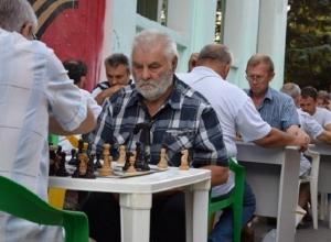 В шахматной турнире, прошедшем в Шахтах, приняли участие 33 мужчины и 5 женщин