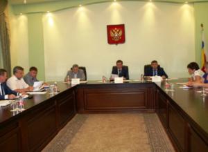Шахтинские обманутые дольщики встретились с представителями областной администрации