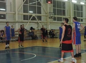 В Шахтах стартовал городской турнир по баскетболу