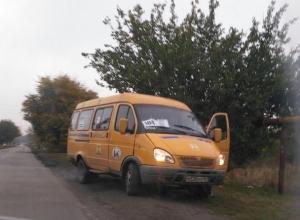 Конфликтом с водителем маршрутки закончилась первая самостоятельная поездка 10-летнего школьника в Шахтах