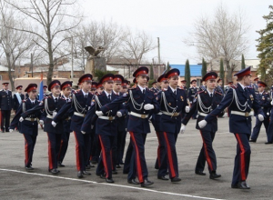 Шахтинский кадетский корпус стал одним из лучших в стране