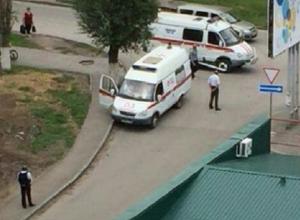 Подозрительную сумку в Шахтах приняли за бомбу
