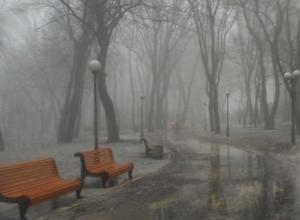 Лондонские выходные в Шахтах - пасмурно, туманно и тепло