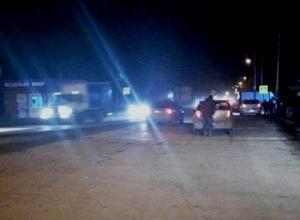 В Шахтах 73-летний водитель сбил пенсионерку прямо на пешеходном переходе