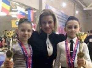 «Серебряные» награды завоевали шахтинцы на открытом первенстве РО по спортивным танцам