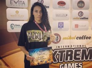 Шахтинка Виктория Склярова победила на Чемпионате мира по боям без правил