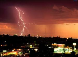Сильные дожди, ливни и шквалистое усиление ветра ожидают в Шахтах