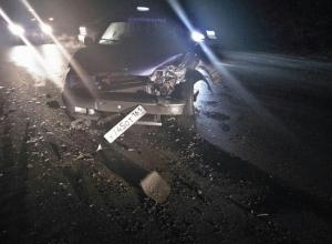 В столкновении двух ВАЗов в Шахтах пострадал 32-летний мужчина