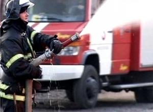 Пожар в пятиэтажке произошел в Шахтах на Пасху
