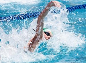 Шахтинка Дарья Фитьмова стала «серебряным» призером международного детского турнира по плаванию