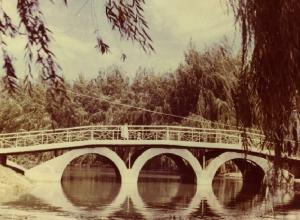 До революции вход в шахтинский городской парк был платным – стоил 5 и 10 копеек