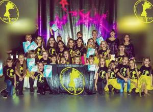 Гран-при получила шахтинская студия танцев на международном фестивале «Звездная фиеста»