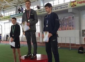 Более чем на семь метров прыгнул шахтинец на чемпионате ЮФО по лёгкой атлетике