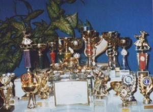 Шахтинские танцевальные дуэты стали победителями международных соревнований