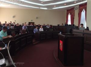 Шахтинские власти хотят изменить Устав города, чтобы позволить депутатам прогуливать заседания Думы